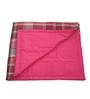 Just Linen Pink Cotton Single Size Comforter