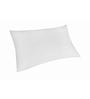 Just Linen White Cotton 18 x 27 Pillow Insert - Set of 2