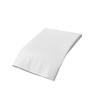 Just Linen White Cotton Queen Size Duvet Cover