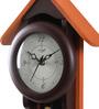 Kaiser Cola Wooden 10 x 2 x 17.1 Inch Wall Clock