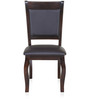 Kaiser Dining Chair in Brown Colour by @ Home