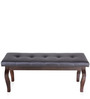 Kaiser Two Seater Dining Bench in Brown Colour by @ Home