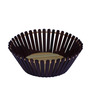 Kalaplanet Brown Wooden Round Basket