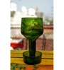 Kavi Green Goblet Planter