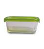 Luminarc Keep 'N' Box Green 370 Ml Storage Container - Set of 3