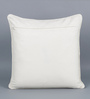 KEH Multicolour Cotton & Wool 20 x 20 Inch Cushion Cover