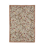 KEH Multicolour Wool Chain Stitch Area Rug