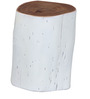 Bowie Stool in Distress Finish by Bohemiana