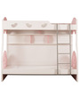 Kids Bunk Bed in Pink Colour by Child Space