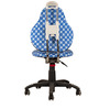 Kids Ergonomic Computer Chair in Blue Colour by Child Space