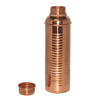 King International Stainless Steel and Copper 750 ML Lining Bottle - Set of 3