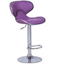 Kitchen/Bar Chair in Purple Colour by Exclusive Furniture