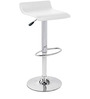 Kitchen/Bar Stool in White Colour by Exclusive Furniture