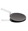 Kitchen Essentials Aluminium Hard Anodized Concave Tawa