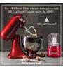 KitchenAid  4.8L Artisan Tilt Head Stand Mixer (Green Apple) 5KSM150PSDGA
