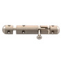 Klaxon Tablet Brass Tower Bolt / Stopper