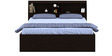 Kosmo Arcade Queen Bed with Box Storage by Spacewood