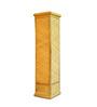 Kraftinn Contemporary Bamboo Floor Lamp