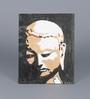 Krish Art Canvas & Acrylic 9 x 1.5 x 11 Inch Vp Buddha Original Framed Painting