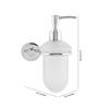 KRM Decor Stainless Steel Soap Dispenser