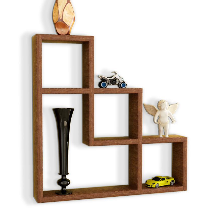L Shaped Wall Shelf By Home Sparkle Online Wall Shelves