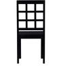 Raliegh Dining Chair in Espresso Walnut Finish by Woodsworth