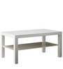 Lack Coffee Table in White Colour by Tezerac