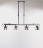 Lalco Interiors wales 4 lights Chandelier