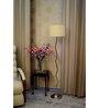 Lamp Post Khadi Poly Cotton Zig Zag Floor Lamp