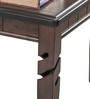 Lancaster Coffee Table in Brown Colour by Durian