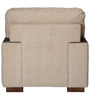 Laos One Seater Sofa in Beige Colour by @home