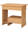Laptop Table in Maple Finish by Pindia