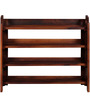 Elkhorn Shoe Rack in Honey Oak Finish by Woodsworth