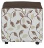 Laurel Fabric Pouffe by HomeTown