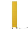 Abrigos Floor Lamp in Yellow by CasaCraft