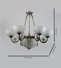 LeArc Designer Lighting CH147 5 lights Chandelier