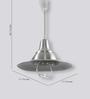 LeArc Designer Lighting HL3674 Black Pendant