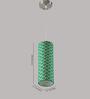LeArc Designer Lighting HL3730 Green Pendant