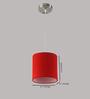 LeArc Designer Lighting HL3732 Red Pendant