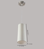 LeArc Designer Lighting HL3743 Ivory Pendent Light