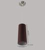 LeArc Designer Lighting HL3745 Brown Pendant