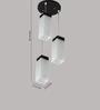 Learc Designer Lighting Hl3762-3 Brown Mild Steel Pendant