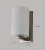 Learc Designer Lighting WL1660 Single Shade Uplighter Wall Mounted Light