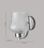 LeArc Designer Lighting WL1801 Upward Wall Mounted Light