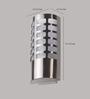 LeArc Designer Lighting WL1860 2 Way Wall Mounted Light