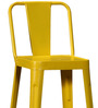 Raglan Bar Chair in Yellow Color by Bohemiana