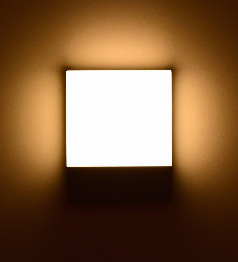 Bright Led Wall Lights : Buy Light & Living Flat & Thin Upward Wall Mounted Light Online - Wall Mounted - Wall Lights ...