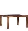 Glen Eight Seater Dining Set in Provincial Teak Finish by Woodsworth