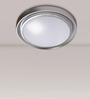 Brasilia Ceiling Lamp in White by CasaCraft