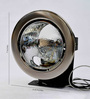 Sirena Recessed Light in Silver by Casacraft